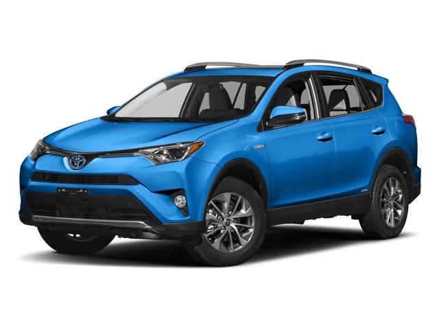 2017 Toyota Rav4 Hybrid Xle Awd In Queensbury Ny Della Mazda