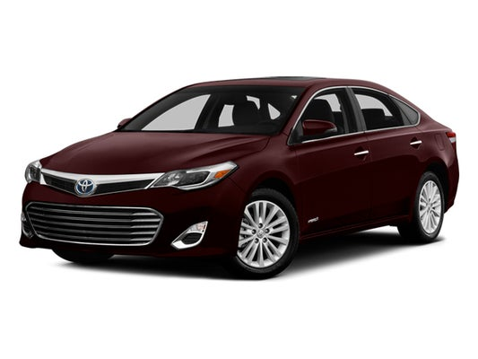 2014 toyota avalon hybrid 4dr sdn xle touring in queensbury ny queensbury toyota avalon. Black Bedroom Furniture Sets. Home Design Ideas