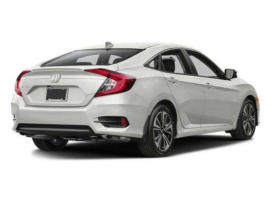 2016 Honda Civic Sedan 4dr Cvt Ex T In Queensbury Ny Della Mazda