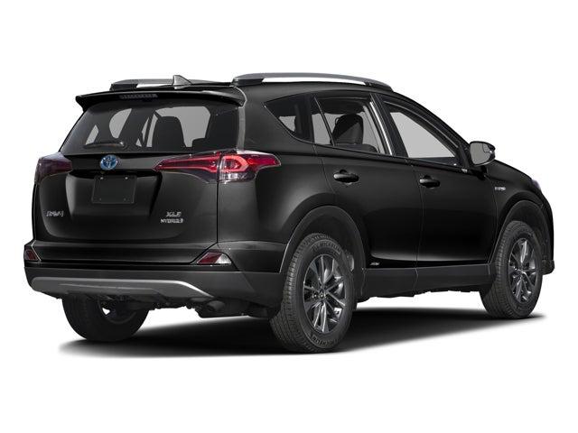 2016 Toyota Rav4 Hybrid Awd 4dr Xle In Queensbury Ny Della Mazda