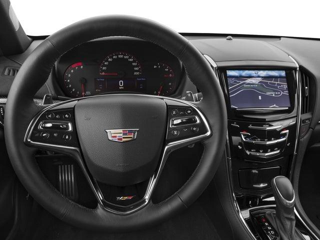 2016 Cadillac Ats V Sedan 4dr Sdn In Queensbury Ny Queensbury