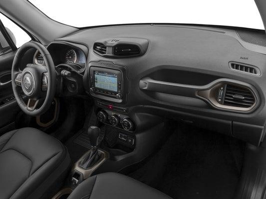 2016 Jeep Renegade 4wd 4dr Limited In Queensbury Ny Della Mazda