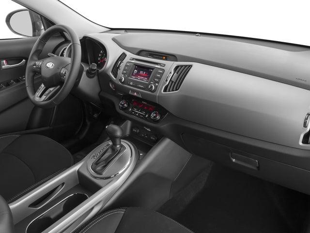 2016 Kia Sportage Awd 4dr Lx In Queensbury Ny Della Mazda