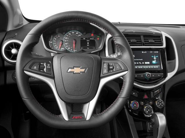 2017 Chevrolet Sonic 5dr Hb Auto Lt W 1sd In Queensbury Ny Della