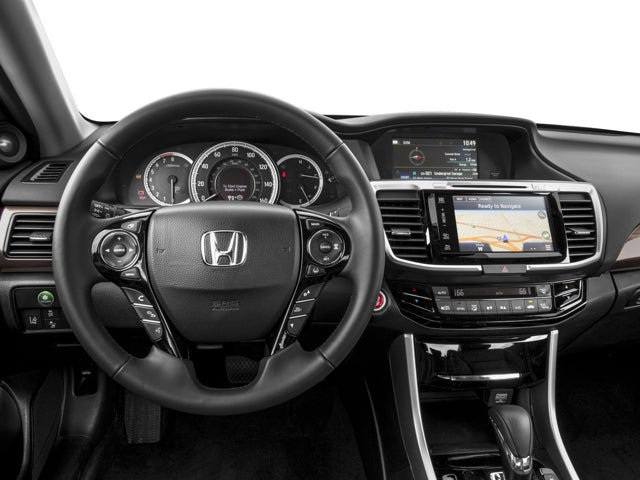 2017 Honda Accord Sedan Ex L Cvt W Navi Sensing In Queensbury