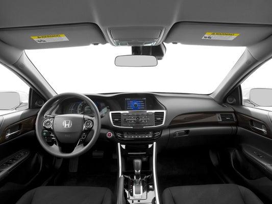 2017 Honda Accord Hybrid Sedan In Queensbury Ny Della Mazda