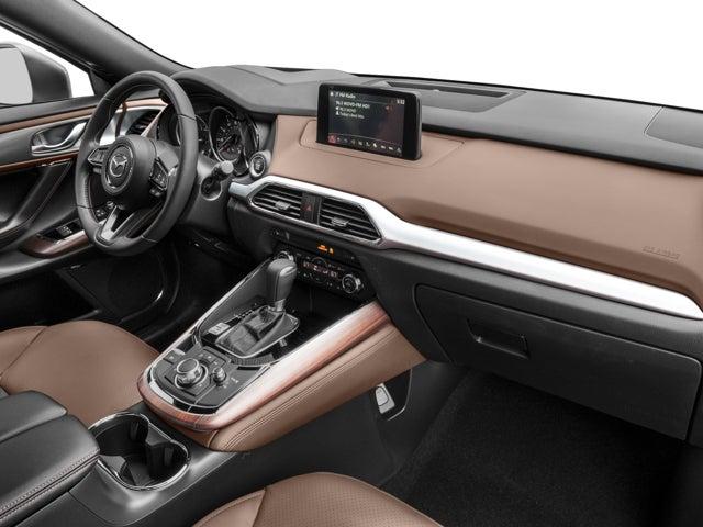 2017 Mazda Cx 9 Signature Awd In Queensbury Ny Della