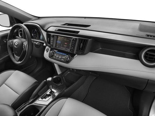 2017 Toyota RAV4 Platinum AWD in Queensbury, NY - DELLA Mazda