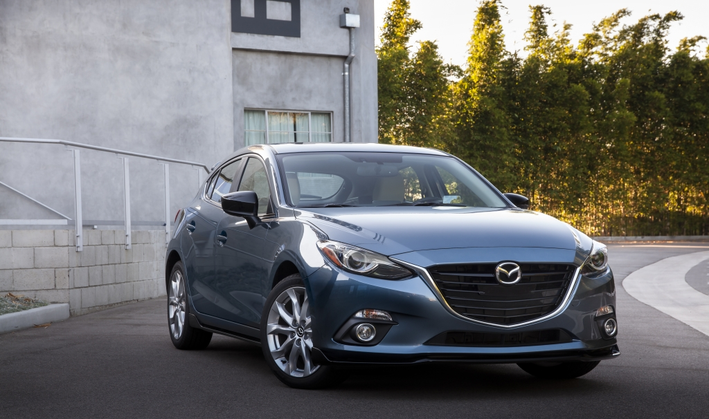 U.S. News & World Report Names 2016 Mazda3 Best Car for Teens ...