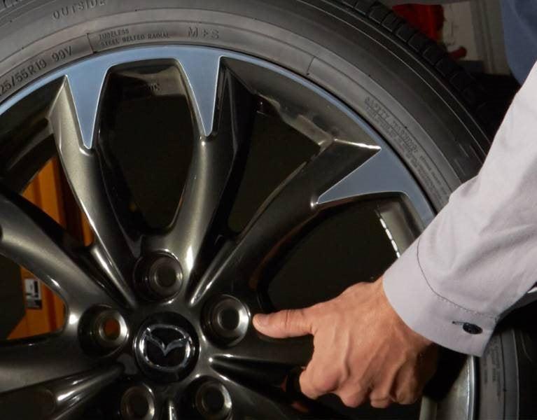Tire Balance Rotation Della Mazda Specials Queensbury Ny